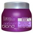 Platinum Blond Botox Intensive Forever Liss - Tratamento Matizador 250g