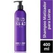 Shampoo Matizador Bed Head Tigi Dumb Blond