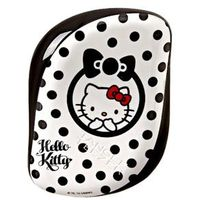 Tangle Teezer Compact Styler Hello Kitty Black Branca e Preta