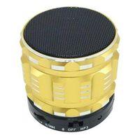 Caixa de som sem fio - BORDA Y03 sem fio Bluetooth Speaker Prata