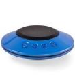 Caixa de som sem fio - TOLEDA UFO Car Mini alto - falante Bluetooth Chamadas telefónicas azuis cartão TF som
