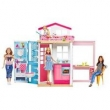 Barbie Real e Sua Casa - Mattel