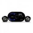 Caixa Multimídia 2.1 16W Rms Com Bluetooth Vc - G300Bt Preta Infokit