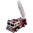 Caminhão de Bombeiros com Escada - Road Rippers - Rush & Rescue - DTC