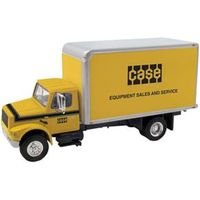 INTERNATIONAL 4900 dry goods van ´ CASE sales and service ´
