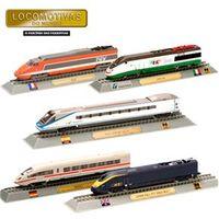 Locomotivas Do Mundo: Alta Velocidade Da Europa
