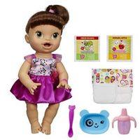 Baby Alive Hora de Comer Morena Ref. a8346 Hasbro