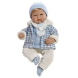 Boneca Bebê - 40 Cm - Elegance - Baby Jack - Novabrink