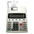 Calculadora de Mesa Semi - Profissional com Impressão e Bobina com Visor de Cristal Líquido Extra Gran