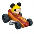 Carrinho de Roda Livre - Disney - Mickey Aventura Sobre Rodas - Mickey Hot Diggity Dogster - Fisher - Price