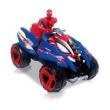 Carrinho Spider Man Action Quadriciclo Marvel DTC