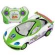 Carro de Controle Remoto Candide Toy Story Star Racer com 3 Funções - Colorido