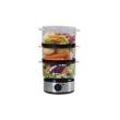 Food Steamer - Panela de Cozimento a vapor 3 níveis - 110V ref. 1258
