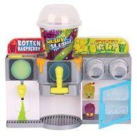 Playset e Mini Figuras - Trash Pack - Grossery Gang - Machine Mushy Slushie - DTC
