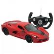 Carro de Controle Remoto Candide Garagem SA Arctic Car com 7 Funções - Vermelho