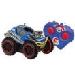 Carro de Controle Remoto Candide Hot Wheels Turbo Tumbling com 3 Funções - Azul
