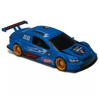 Carro Hot Wheels Candide Evil Racer - Azul