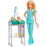 Conjunto Barbie Médica Pediatra - Mattel