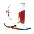 Kit Arco E Flecha C / Infravermelho Aljava e 4 Flechas