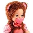 Little Mommy Fantasias Fofinhas Ursinho - Mattel