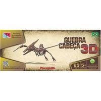 Quebra - Cabeça 3D - Dinossauro - Pterodactilo
