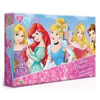 Quebra - Cabeça - Princesas Disney - 250 Peças - Jak