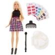 Boneca Barbie Fashion And Beauty - Salão de Cores Dhl90