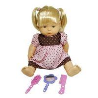 Boneca Ki Ternura Fashion Branca Nova Toys