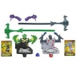 Boneco Beyblade Hasbro Beywarriors Dark vs Water Element 2 Unidades