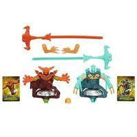 Boneco Beyblade Hasbro Beywarriors Shogun Steel - 2 Unidades