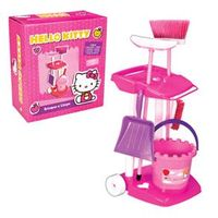 Brinque Limpe Hello Kitty Monte Líbano