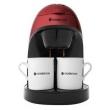 Cafeteira Elétrica Cadence Single Colors CAF111 até 2 cafés - Vermelha 110V