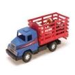 Caminhão com Cavalos 34cm Diverplas
