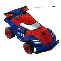 Carro Controle Remoto 7 Funções Spider Man - Candide