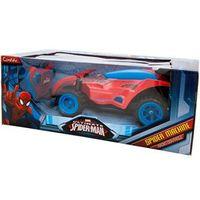 Carro de Controle Remoto Homem Aranha - Candide