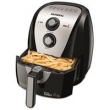 Fritadeira Air Fryer Mondial Grand Family 5L AF - 17 - Preto / Prata 110V