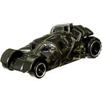 Hot Wheels - Carro Batman - Batmóvel Batman Begins Dfk73