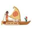 Playset Mini Barco - Moana e Amigos - Moana - Disney - Hasbro
