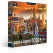 Quebra - Cabeça - 1000 Peças - Grande Palácio de Bangkok - Toyster
