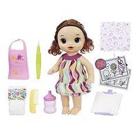 Baby Alive - Pequena Arista Mor - Hasbro