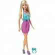 Barbie Fashion and Beauty com Anel para Menina T7584 Mattel