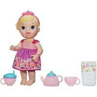 Boneca Baby Alive Chazinho Mágico A9288 Hasbro Loira