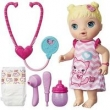 Boneca Baby Alive Cuida de Mim B5158 Hasbro Loira