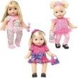 Boneca Little Mommy Doce Bebê X4945 Mattel Sortida
