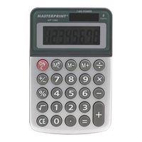 Calculadora de Mesa 8 Dígitos MP 1080 Masterprint