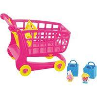 Carrinho de Compras Shopkins 3586 DTC Sortido