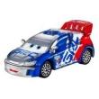 Carrinho em Diecast Prata - Disney Cars - Raoul CaROULE - Mattel