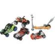 Conjunto 5 Carros Hot Wheels 1806 Mattel