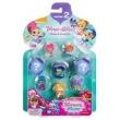 Conjunto de 8 Mini Bonecas - Shimmer & Shine - Pack 4 - Fisher - Price