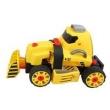 Conjunto de Montagem - Meu Pequeno Engenheiro - Garagem S / A - Veículo de Construção - Pá Carregadeira - Candide